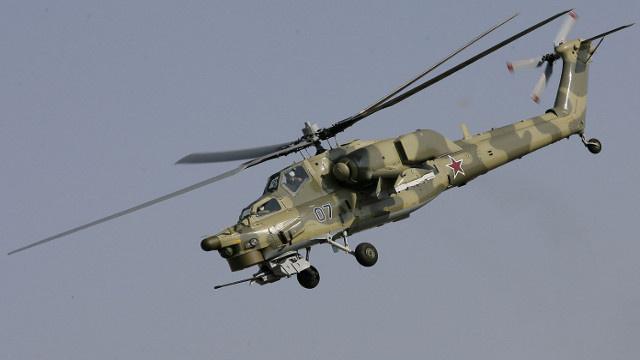 """رسمياً … الجيش الروسي يتسلّح بمروحية """"الصياد الليلي"""""""