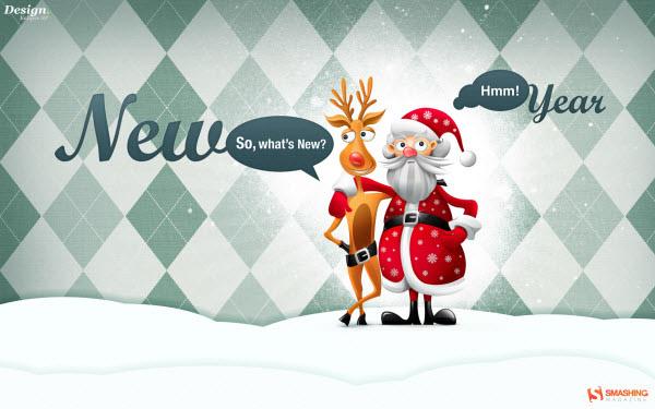 48 خلفية رائعة ومميزة لعيد الميلاد المجيد ورأس السنة