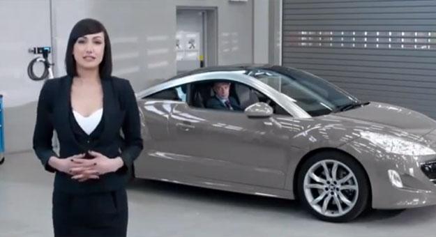 بالفيديو: سيارة تغير لونها تلقائياً