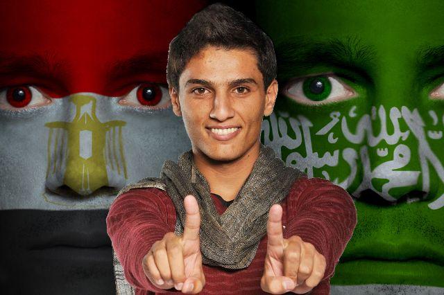 محمد عساف يجمع ما بين إهتمامات السعوديين و المصريين