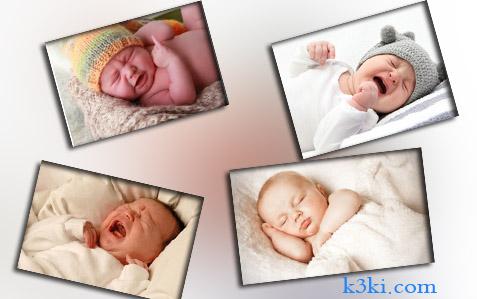 5أسباب تميزين بها بكاء طفلك