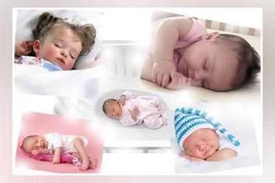 ساعات نوم الطفل نسبةً لعمره(من أسبوع-5سنوات)