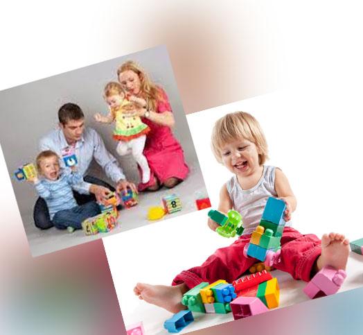 أهمية اللعب مع الطفل