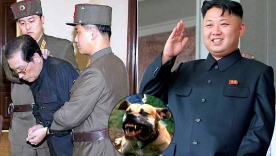 زعيم كوريا الشمالية أعدم زوج عمته برميه حيًا للكلاب البرية الجائعة
