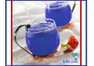 العنب الأزرق للأطفال(9أشهر…)