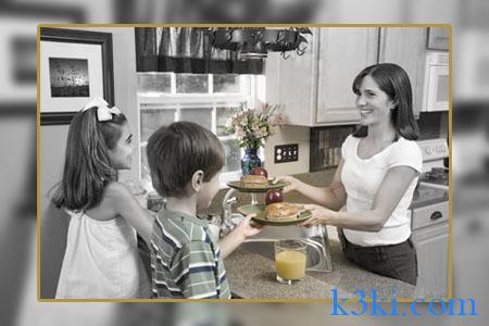 لفطورٍ غني لأطفالك قبل المدرسة!