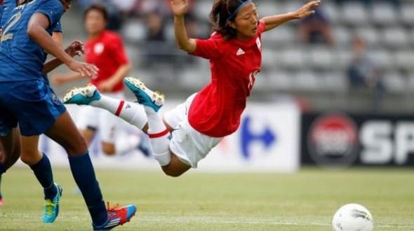 بالصور: سقطات الرياضيين في الملاعب