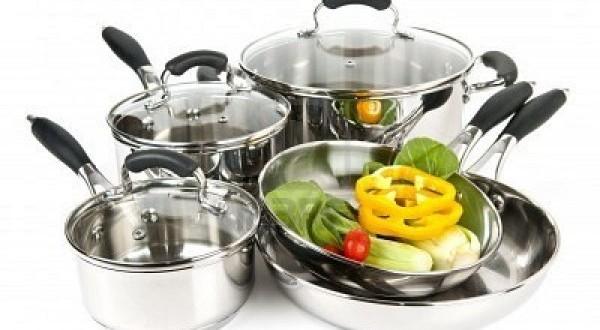 تنظيف أواني الطهو المحروقة