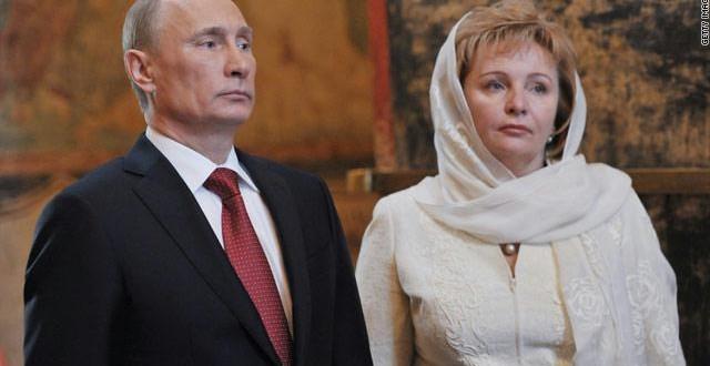 اعلان طلاق بوتين رسميا بعد زواج دام لأكثر من 30 عاما