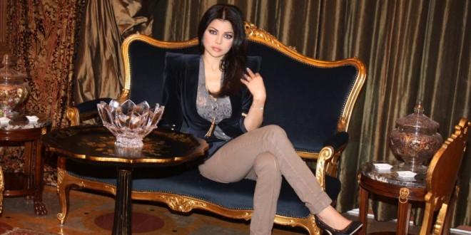 صور من داخل بيت الفنانة اللبنانية هيفاء وهبي