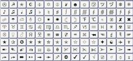 تعرفوا على المعنى الحقيقي للرموز المحيرة-رموز اليونيكود 1