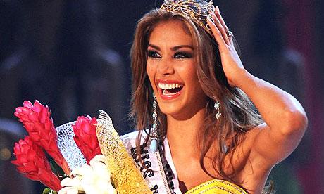 أجمل النساء في 10 بلدان - فنزويلا