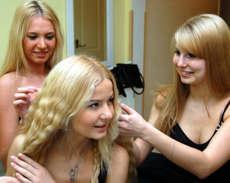 أجمل النساء في 10 بلدان - روسيا