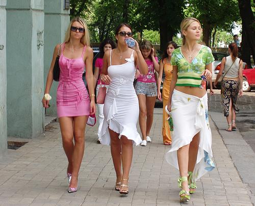 أجمل النساء في 10 بلدان - أوكرانيا