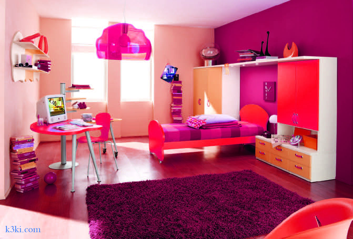 ترتيب غرفة طفلك