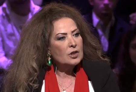 الفنانة السورية رغدة
