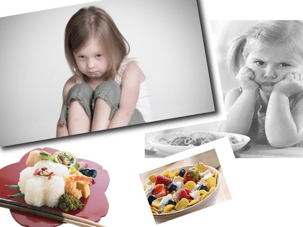 شهية الطفل للطعام