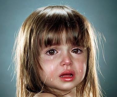 بكاء الأطفال