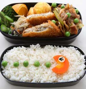 تقديم طبق الأرز