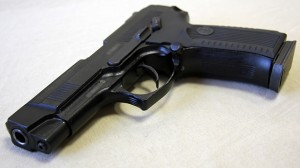 Pistol-Aarigain