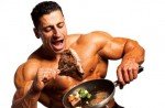 أغذية تساعد على بناء العضلات