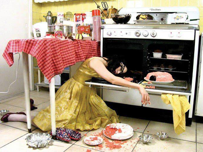 التخلص من الملل في المطبخ