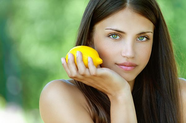 جمالك والليمون