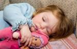 الطفل والنوم