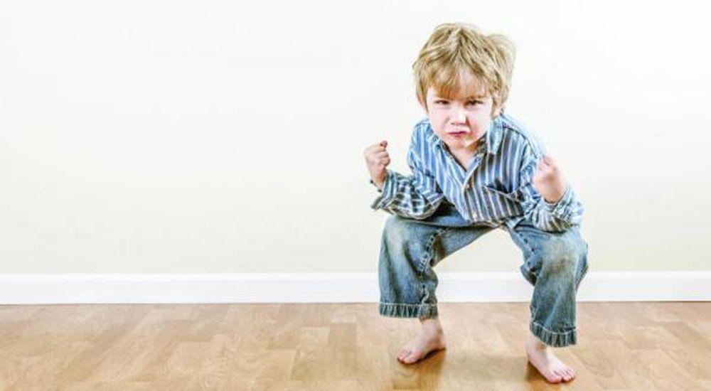 كيف تتعاملين مع الطفل المشاغب؟